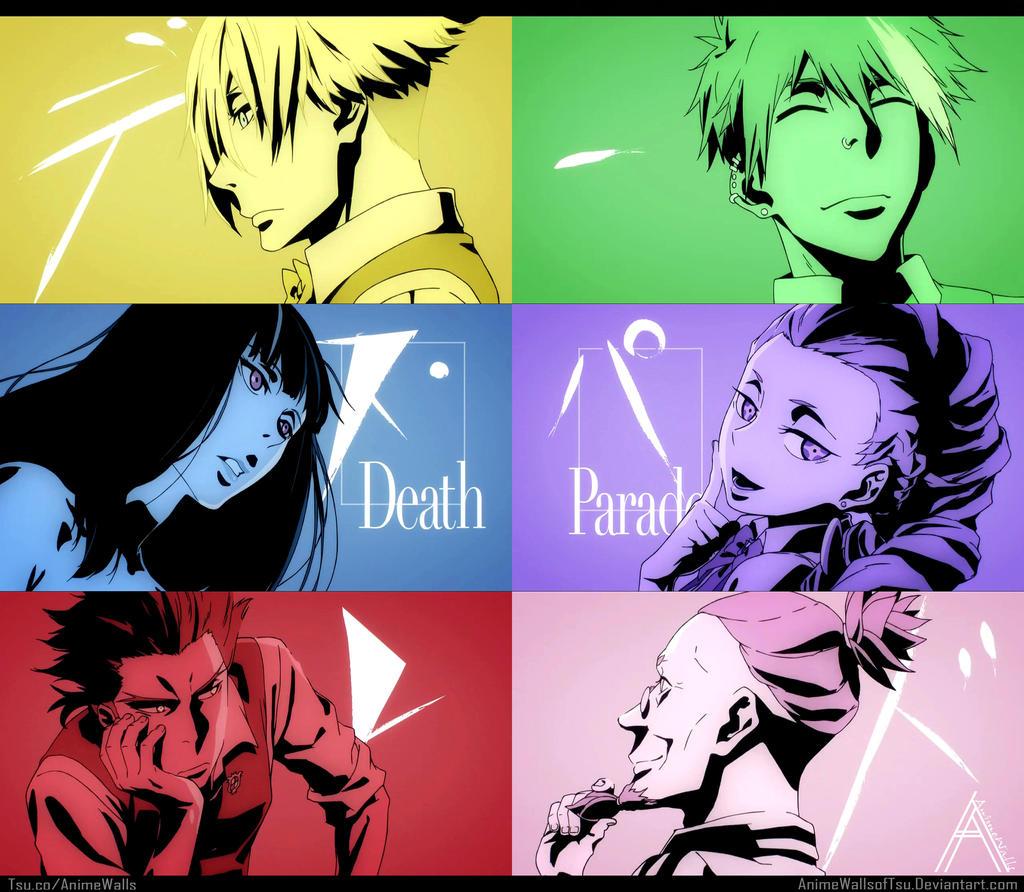 death parade wallpaper 02