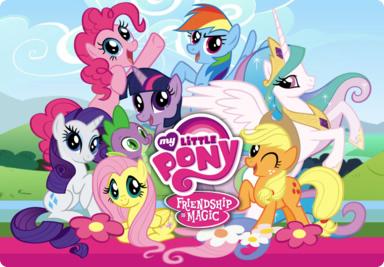 My Little Pony: La magia de la Amistad Mylittleponyfriendshipismagic_by_izzyizumi-d3guvt7