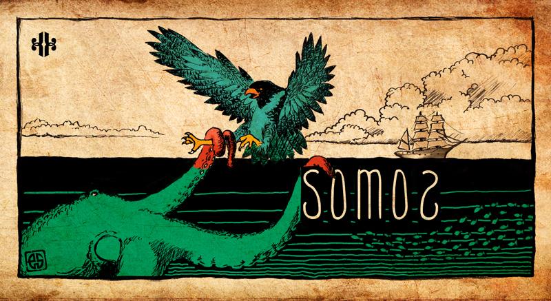 SOMOS illustration by EddySara