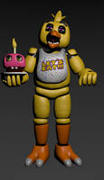 Five night at freddys Chica