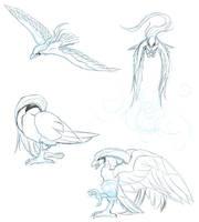 Pidgeot tutorial 3 by Blue-Uncia