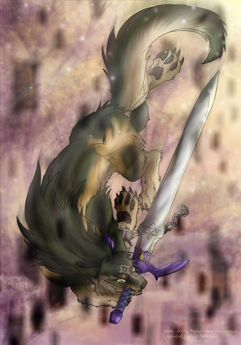 Hero by Blue-Uncia