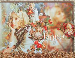 Taeyeon by Siguo