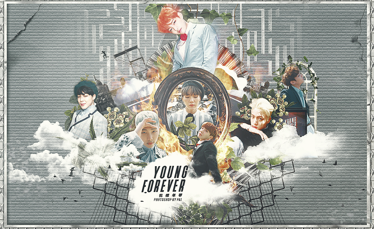 BTS Young Forever By Siguo On DeviantArt