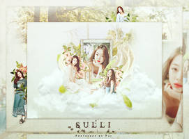 Sulli by Siguo