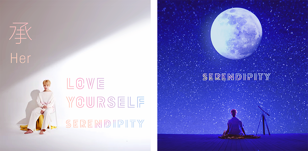 bts love yourself  serendipity by siguo dbmgzvf