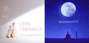 BTS[Love yourself]-Serendipity