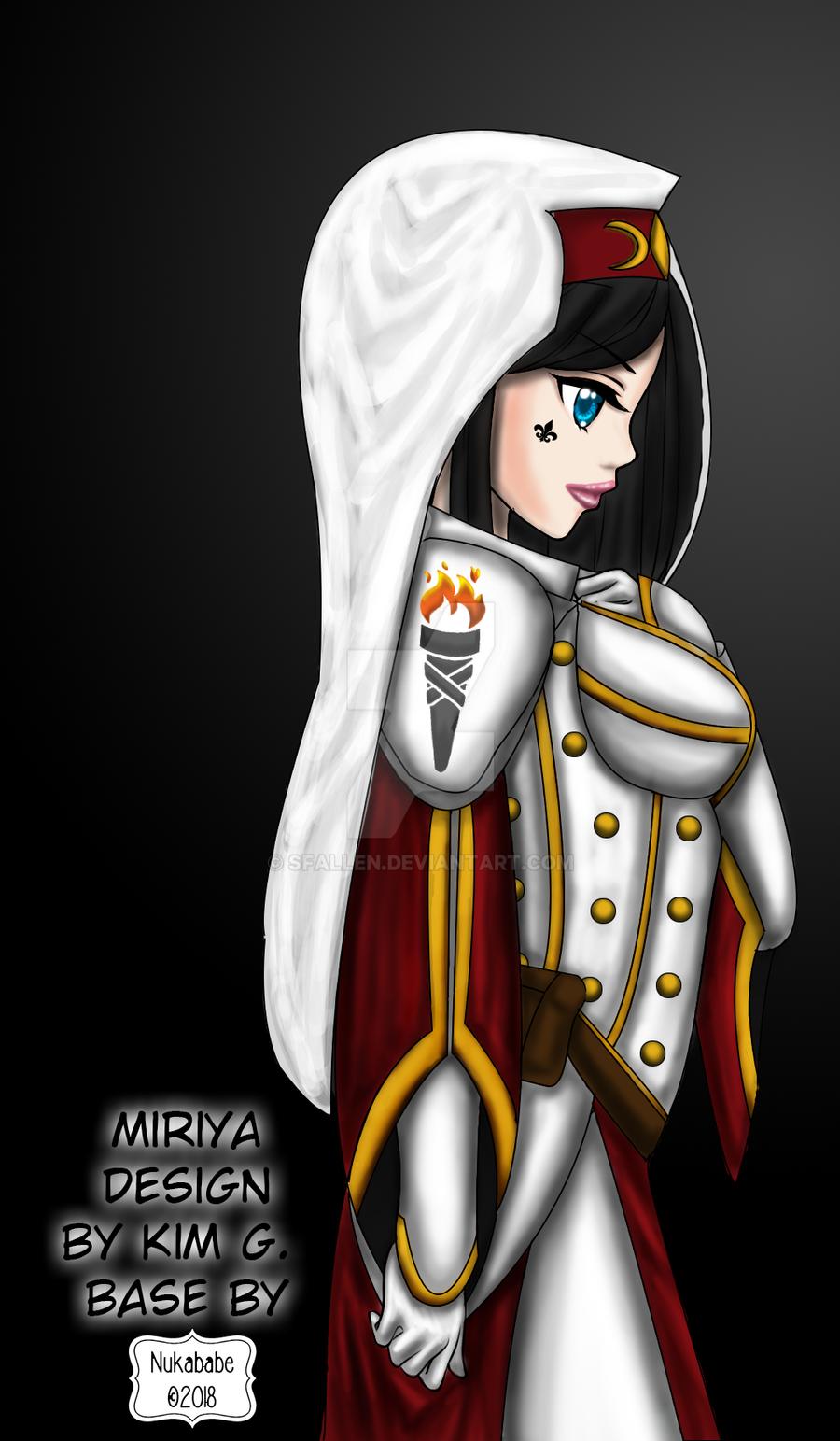 Miriya by sfallen