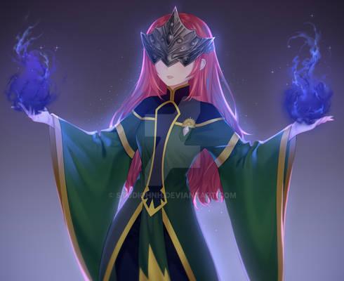 Magister Ariel Gloriana by Helloimtea