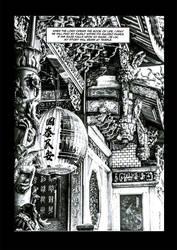 Salient Caligation: The Devil Page 1 - Temple