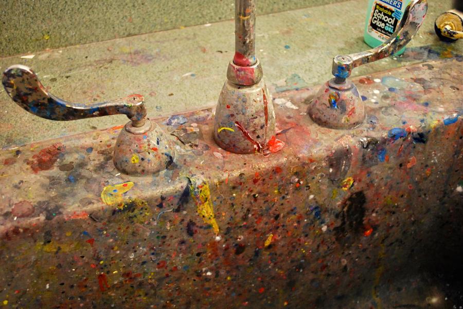 Art Room Sink By Mayapapaya8 ...
