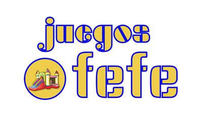 Logotipo Juegos Fefe | Myrdesign by Myrdesign