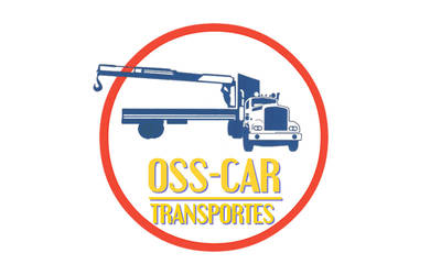 Logotipo Transportes Osscar | Myrdesign