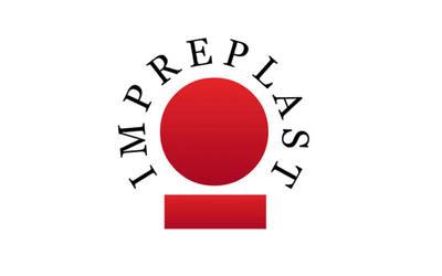 Logotipo Impreplast | Myrdesign