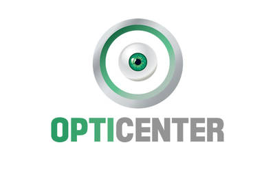 Logotipo Opticenter | Myrdesign