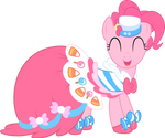 Pinkie Pie in Gala dress