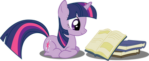 Twilight reads books