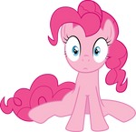 Shocked Pinkie