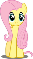 Fluttershy in perplexity