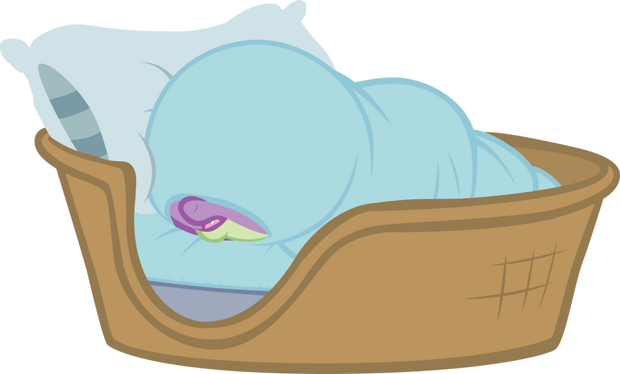Sleeping Spike by Felix-KoT