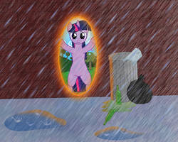 Portal to the real world by Felix-KoT