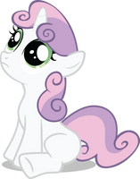 Sad Sweetie Belle by Felix-KoT