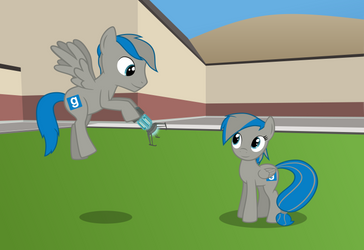 GMod ponies by Felix-KoT