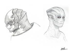HYPERSPACE Character research 00