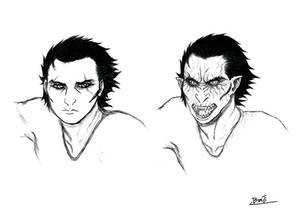 OTHERKIN Character research Awoken 00