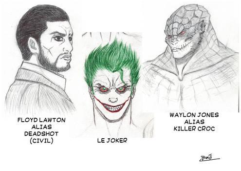 DC Villains 00