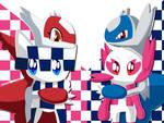 Latis Snuggles Tokyo 2020 Mascots