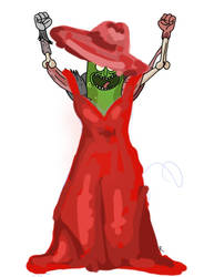 Red Dress Rick