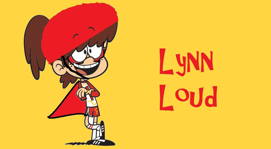 Loud House Lynn Room