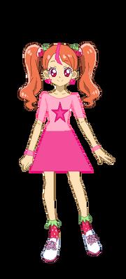 Ichika Usami Rockstar Outfit
