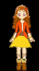 Himari Arisugawa Rockstar Outfit