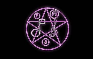 Sound Elemental Magic Circle (For DJ Catnip)