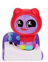DJ Catnip Mini Figure