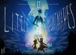 Little Nightmares 2 Fanart Poster