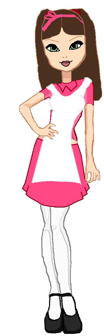 Wonderland Haberdashery and Tea Shoppe Uniform by wolfdemongirl13