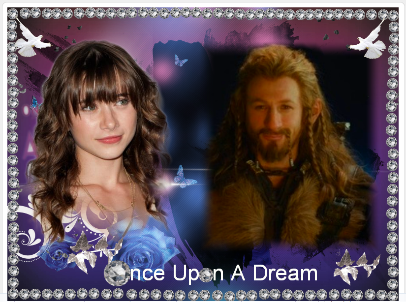 Once Upon A Dream cover page by wolfdemongirl13