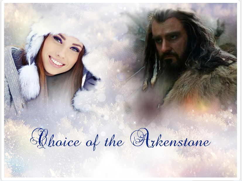 Choice of the Arkenstone Cover by wolfdemongirl13