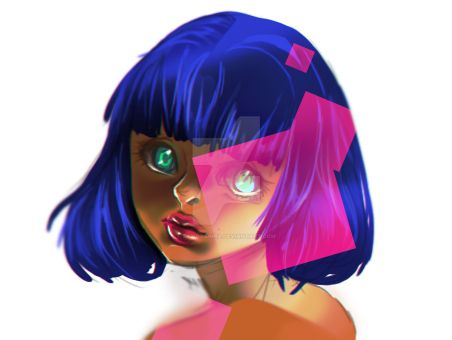 Random Girl #1 by SailorSimba