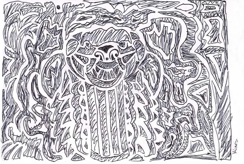 Last Random Doodle by ShadowCat556