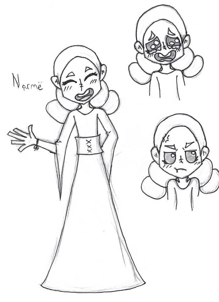 Random Character by ShadowCat556