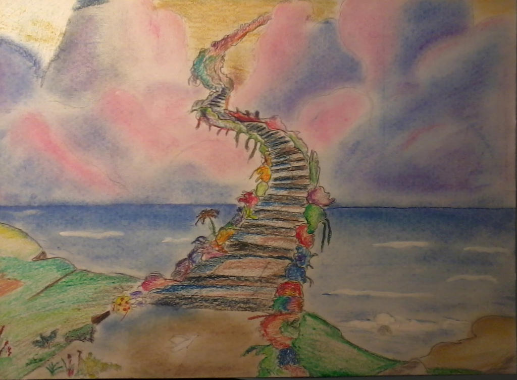 Stairway to Heaven by Fairy-of-the-valley on DeviantArt