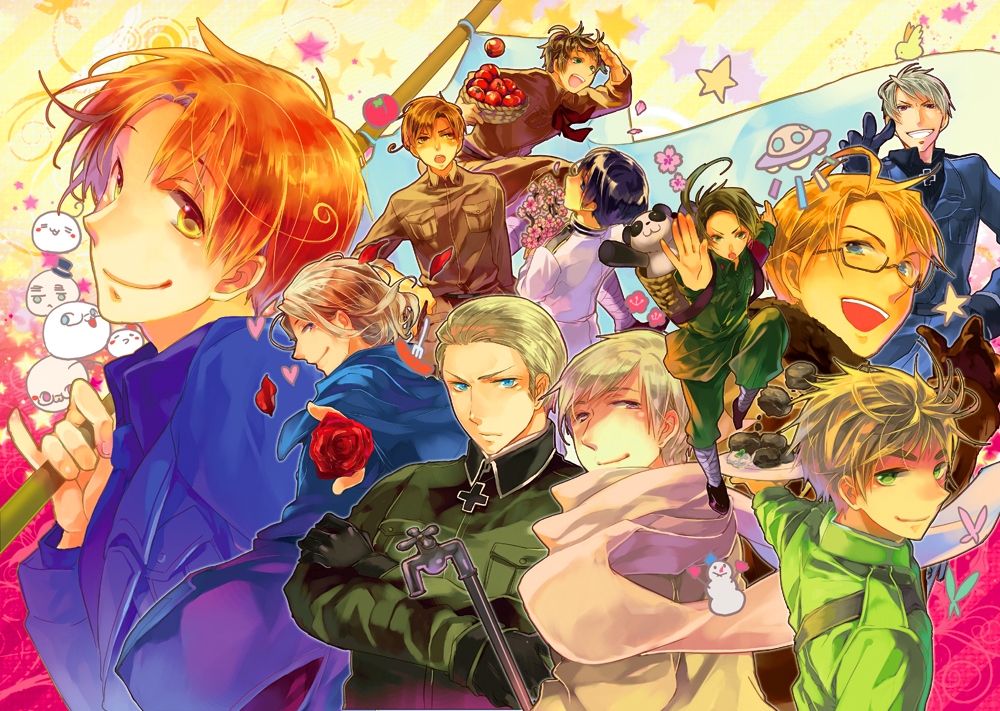 Hetalia x Reader~ And Then There Were None Ch 4 by Fairy-of-the