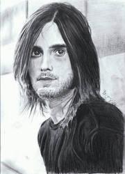 Jared Leto by BenniBaboBang