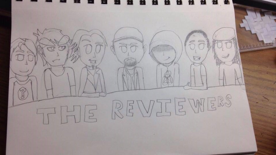 Reviewers WIP by BlueMoonSamurai