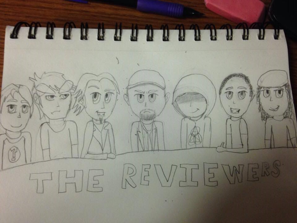 Reviewers WIP 2 by BlueMoonSamurai