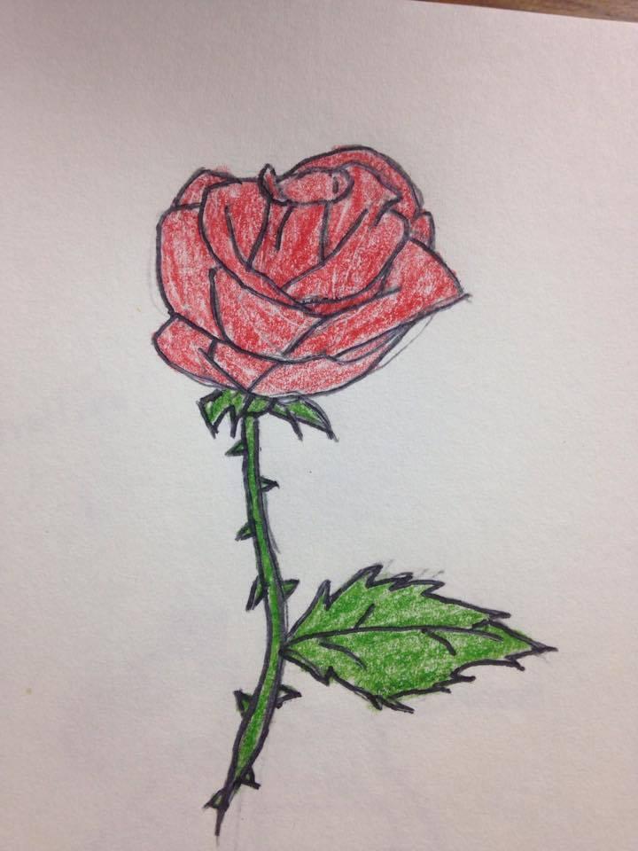 Rose by BlueMoonSamurai